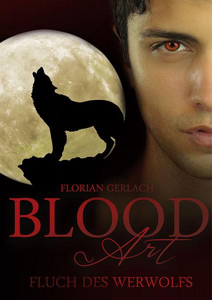 Blood Art 1